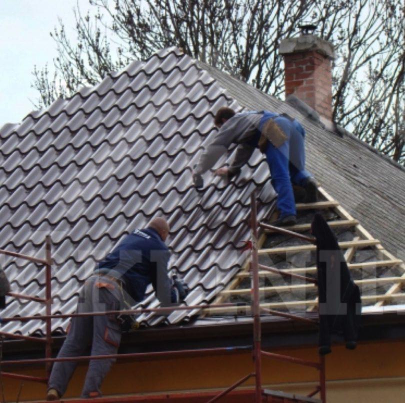 tetőjavítás bontás nélkül